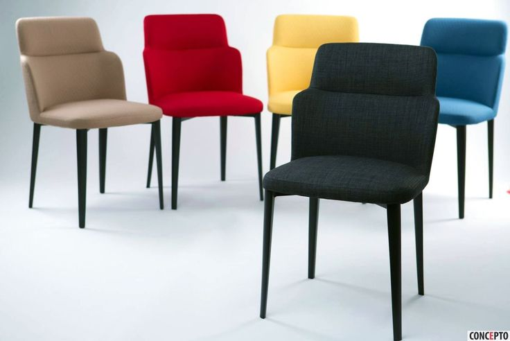 Dining chairs Butterfly by Concepto