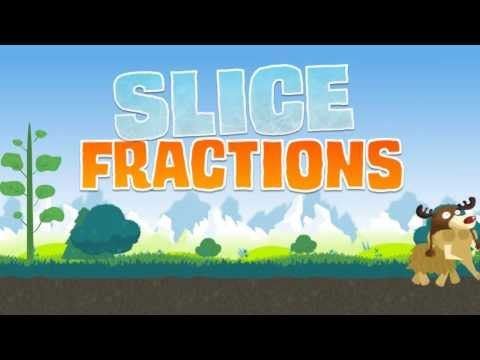 Slice Fractions Blurs the Line Between Education and Gaming by Lisa Caplan (lisatheappchick) for appsymap.com