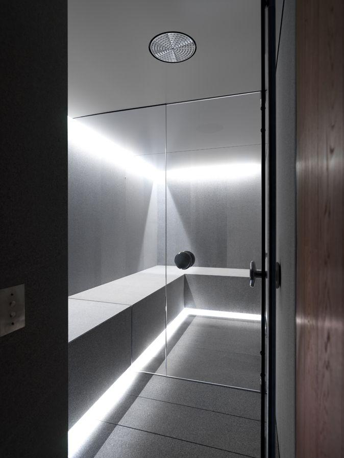 Tobias Partners Spa Rovello Steam Room Sauna