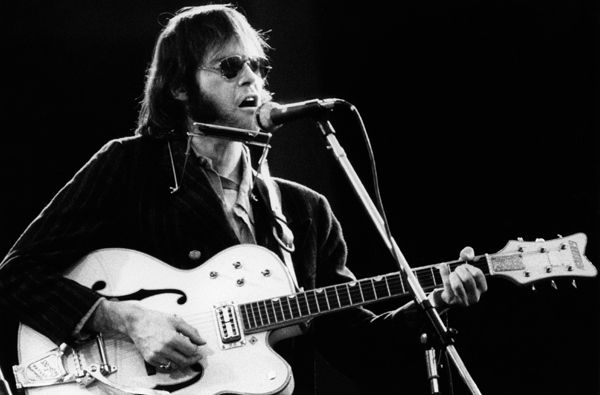Neil Young csny