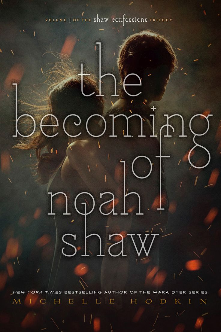 The Becoming of Noah Shaw –Michelle Hodkin https://www.goodreads.com/book/show/25548744-the-becoming-of-noah-shaw