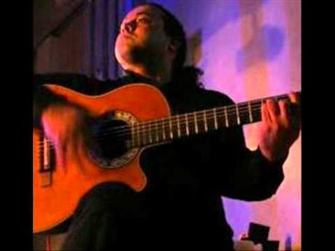 Ismail Davids on guitar