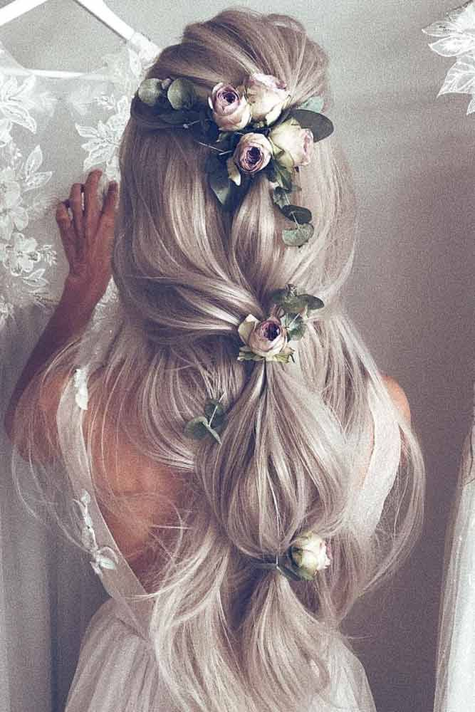 Explore our collection of the most amazing and trendiest wedding hairstyles. We …