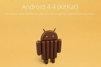 Just one day after the official Android 4.4 release now also the source code of the new Android version is available