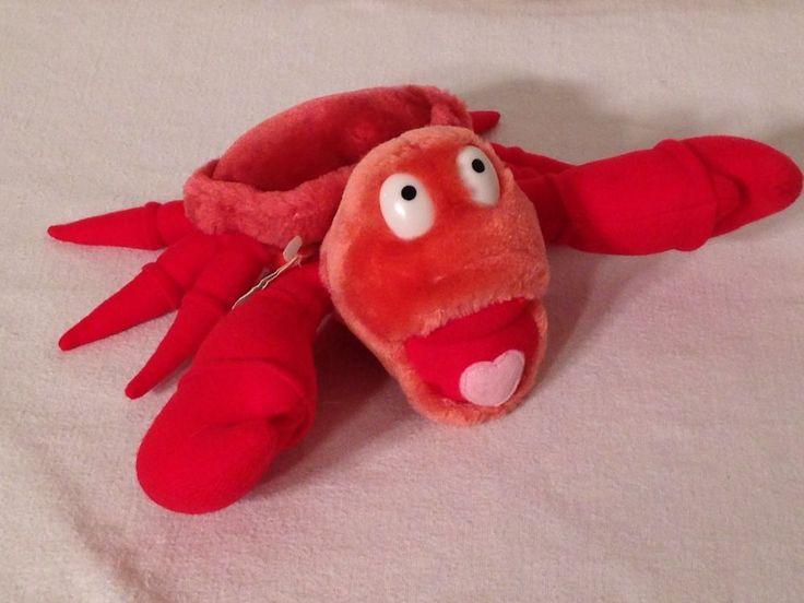 Die besten 25 Sebastian crab Ideen auf Pinterest