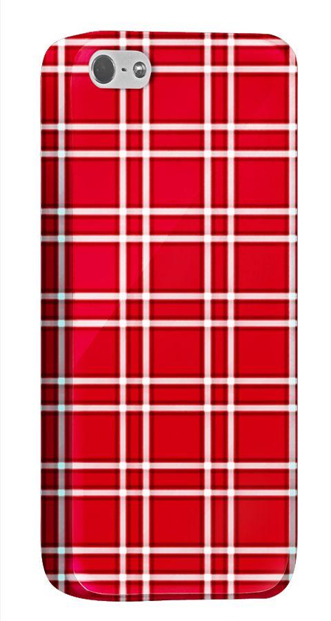 赤地にシンプルな白のラインを縦横に走らせたiPhone5/5sケースです。 http://originalprint.jp/ls/216683/ced86b537d241291ce2583582f1d7671a213afff