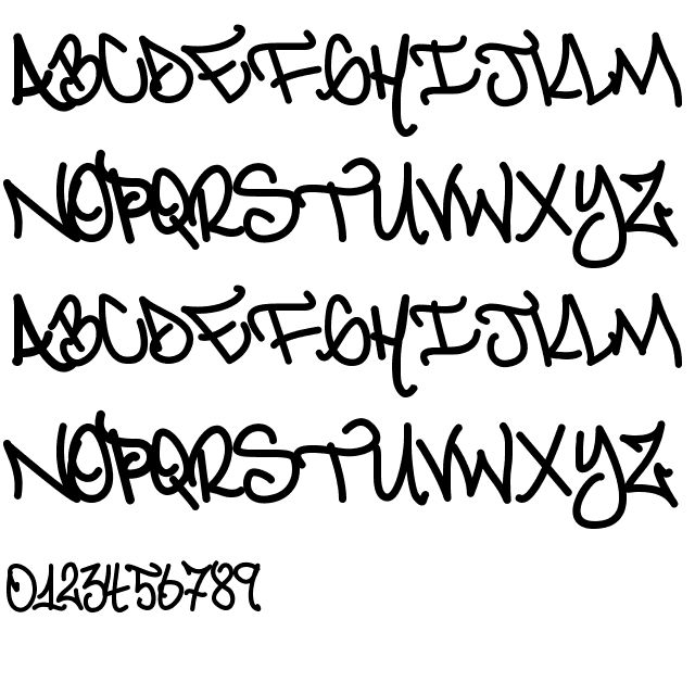 2LOCO IN CRIMERegular Font