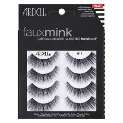 75997139638 Ardell Faux Mink 811 Wispies Eyelash - 4pr | Color me beautiful <3 ...