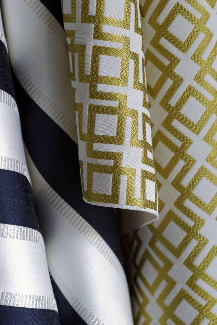 @clarkeandclarke Teatro and Muzio fabric from the Traviata range - available from Rodgers of York #fabric #interiors