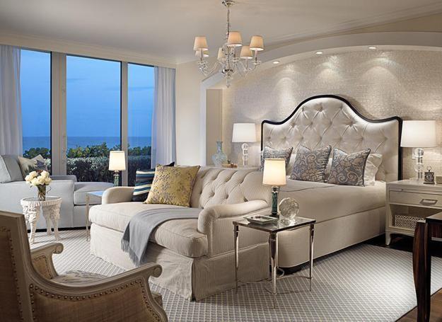 as cores do quarto e tendências de design