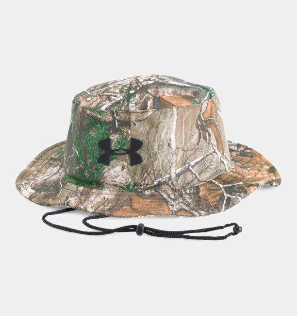 UA Camo Bucket Hat