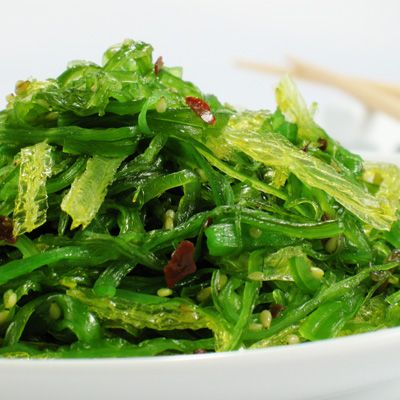 Newest Obession: Seaweed Salad