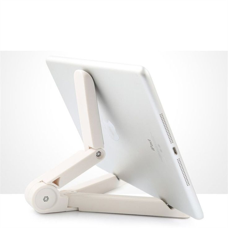 Adjustable Tablet PCS Holder Portable Fold-UP Stand Holder Tablet PC For IPad Mini 2 3 4 for IPAD AIR For Samsung Tab 4 10.1]<