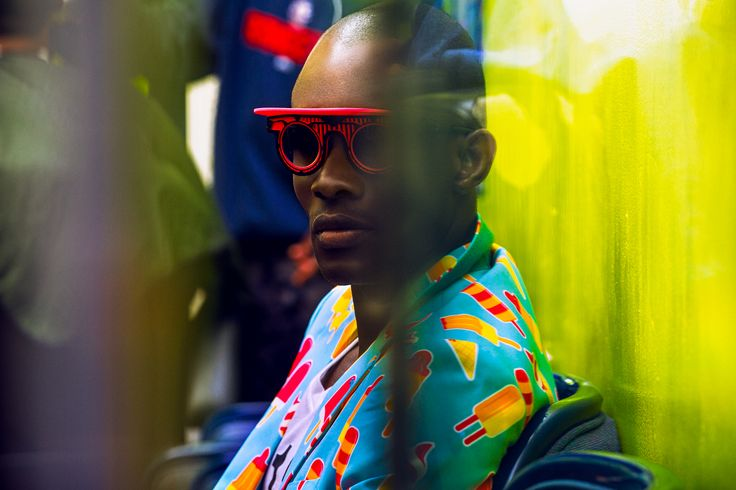 Summer fashion editorial from Heed Magazine. Model : Wilnor Tereau / Photography : Francesca Andre / Photo assistant : Gustavo Torres. stylism : Yenifer Ubiera