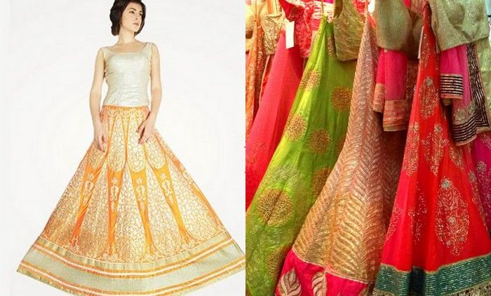 Post image for Where to buy Bridal Lehengas in Mumbai: Real Brides Reveal !