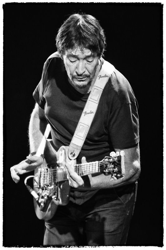Chris Rea - Middlesbrough born son of an Italian family who owned a string of local ice cream parlours in the 60s