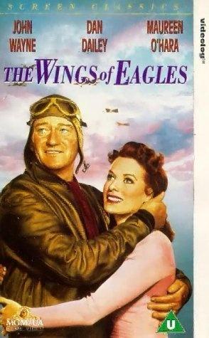 movie #119. Feb. 1957.  Directed by John Ford.  With Maureen O'Hara, Dan Dailey, Ward Bond.