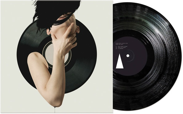 "Black Devil Disco Club ""Eight oh Eight"" record sleeve #square, #circle"