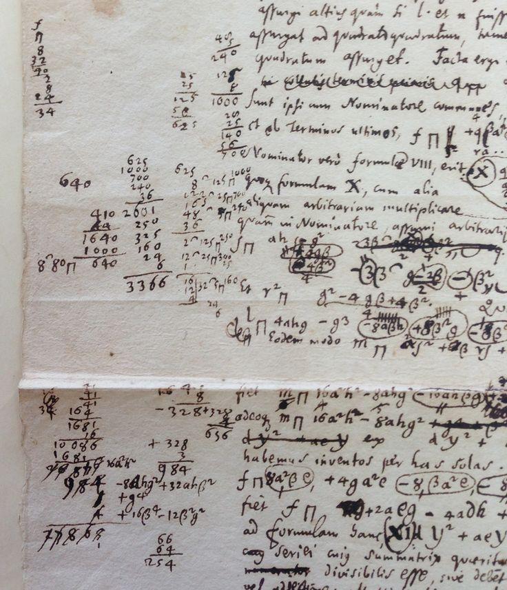Leibniz Notes