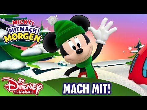 Disney Channel Morgen