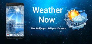 Weather Now V3.5.2 Patched  Martes 8 de Diciembre 2015.Por: Yomar Gonzalez | AndroidfastApk  Weather Now V3.5.2 Patched Requisitos: 2.3 y arriba Descripción: Lleva tu experiencia de tiempo al siguiente nivel con la aplicación del tiempo más hermoso y conveniente siempre. El tiempo ahora es una fabulosa combinación de tiempo de pantalla en vivo que anima el clima local la hora del día y la temporada en cualquier fondo de encargo y un conjunto de hermosas widgets de tiempo! Basado en una idea…