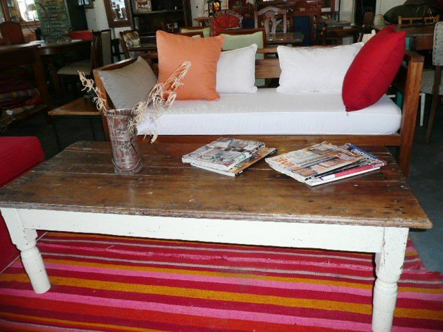 11 best mesas images on pinterest furniture iron and planks for Mesa ratona