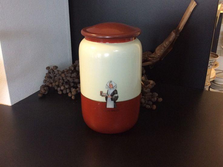 Droste - Cacao voorraadpot