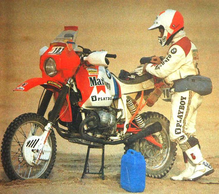 Kleiner Mann, ganz gross- Gaston Rahier 1985- ein Phänomen