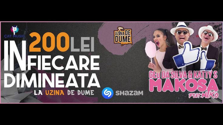 Radio Impuls - Makosa - Uzina De Dume - Shazam - 200 lei pe zi
