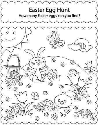 resurrection eggs story coloring pages - photo#13