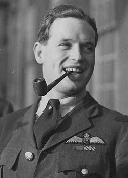 70th anniversary of the Dambusters raid - Wing Commander Guy P. Gibson VC DFC & Bar DSO & Bar RAF 617 Squadron.