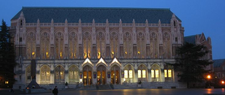 IlPost - Suzzallo Library, USA - Suzzallo Library, Università di Washington, Seattle, USA (Foto: Seattle Fox)