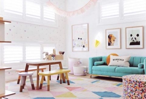 Lovely wall decals put to use the lovely wall company
