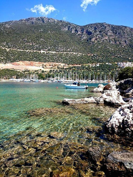 Amazing town of #Kas in #Antalya province in #Turkey