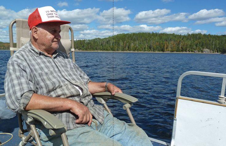 Color TV Man in Canada.