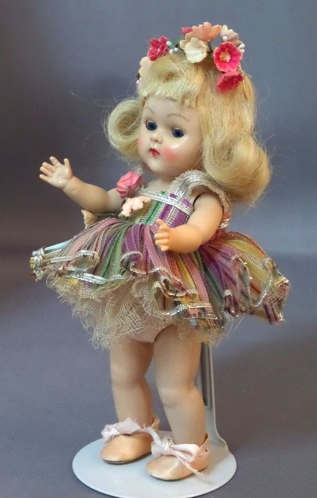 123 Best Images About Vintage Ginny Dolls 1950s On