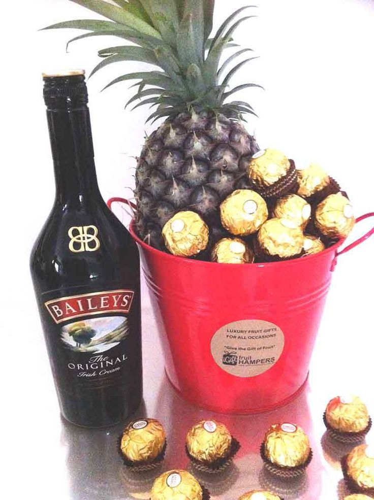 igiftFRUITHAMPERS.com.au - Baileys Gift Bucket   Chocolate   Pineapple - Free Delivery, $99.00 (http://igiftfruithampers.com.au/baileys-gift-bucket-chocolate-pineapple-free-delivery/)  The all occasions gifts perfect for Christmas, Birthday, Anniversary, Congratulations, Get Well, I Love You, Valentines or just because I'm thinking about you  http://igiftfruithampers.com.au/gift-buckets/  #giftbuckets #gifthampers #giftbasket #gifthamper #corporategifts #christmasgiftideas #christmashampers