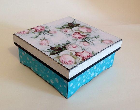 1000 imagens sobre mdf wood no pinterest caixa de - Pintura para decoupage ...