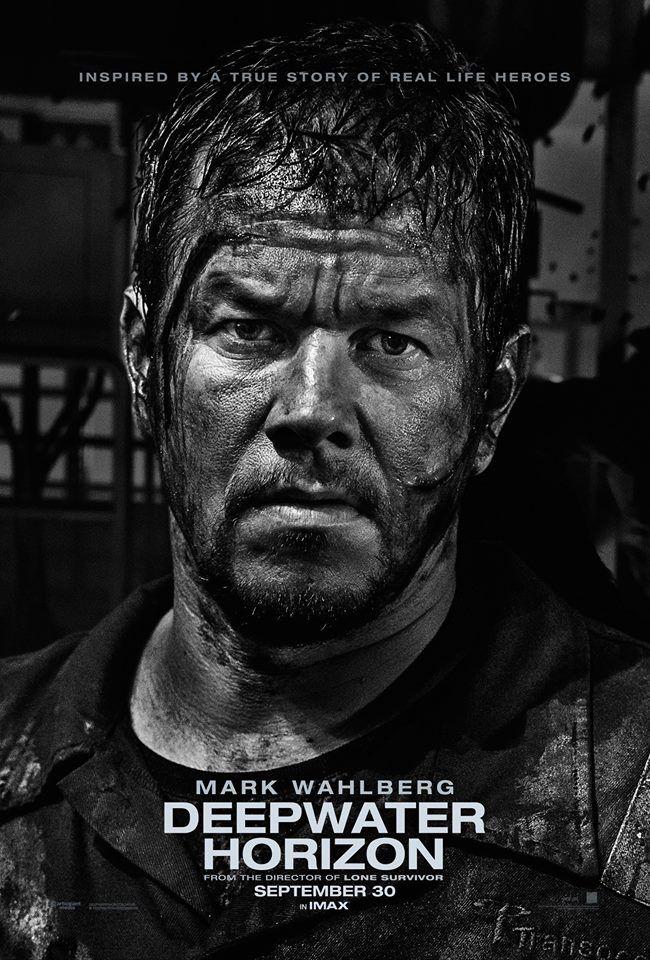 Mark Wahlberg stars in #DeepwaterHorizon – In theaters September 30.