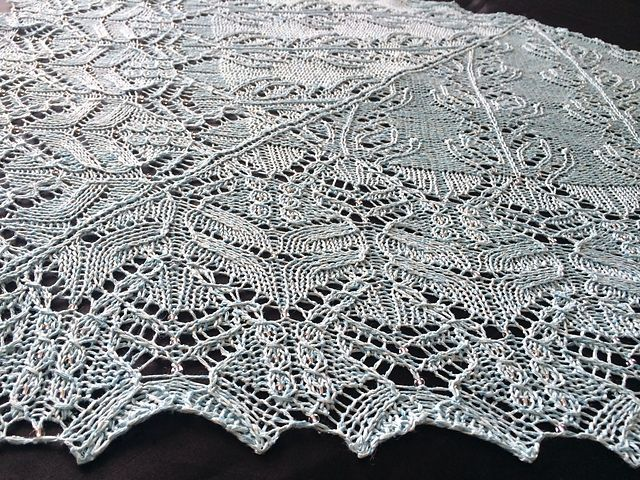I love her designs!!! Ravelry: Smell as Sweet pattern by Kitman Figueroa