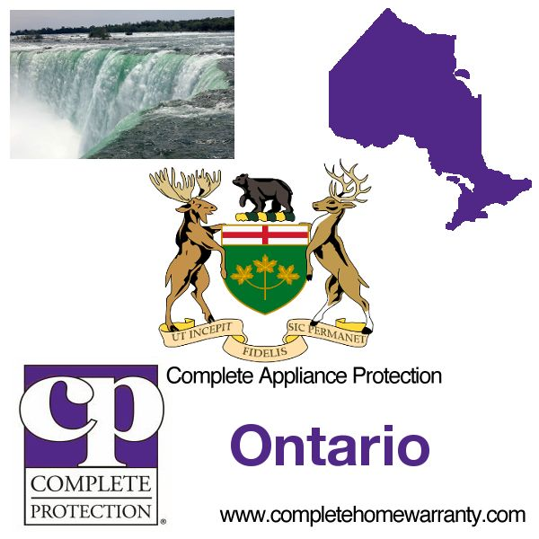 Ontario Home Warranty - Complete Appliance Protection - Best Home Warranty Reviews - Call 1-800-978-2022 for more info Ontario Home Warranty