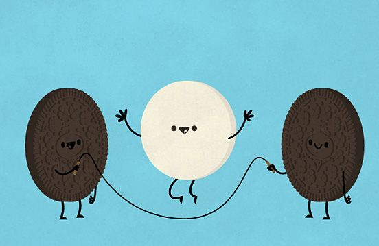 30 Really Cute Illustrations by Skinny Andy | The Design Inspiration