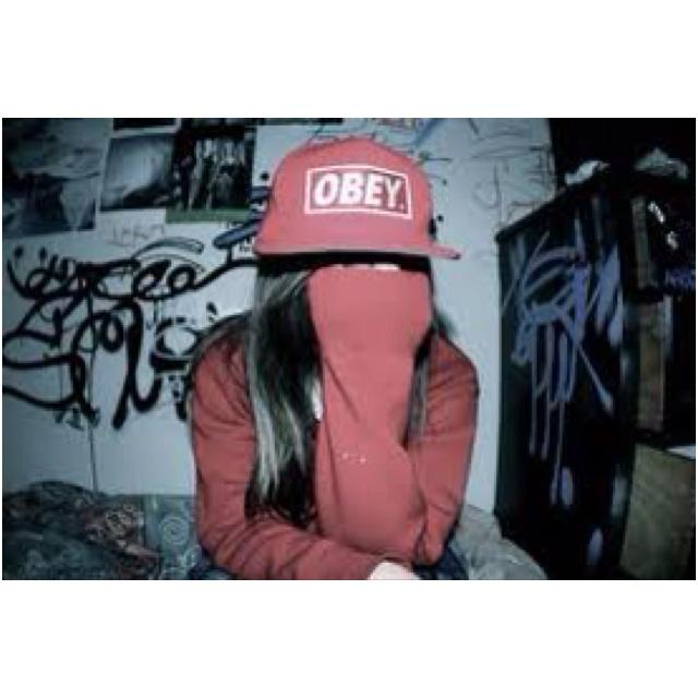 Obey SnapBack! Find it on sale on http://www ...