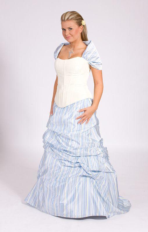 Společenské šaty CAXA - Svatební centrum - Společenské šaty Olomouc, Brno, Zlín, Ostrava