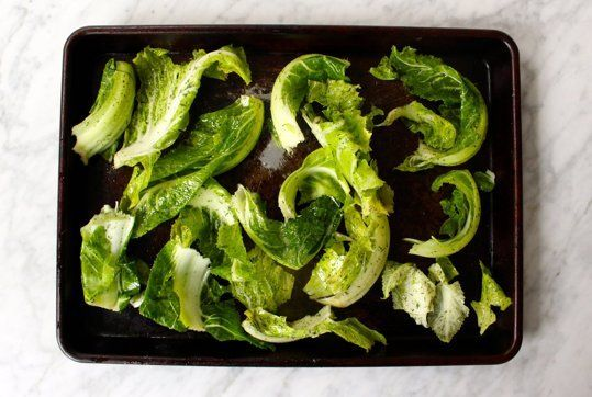 Why You Shouldn't Throw Away Cauliflower Leaves — Waste Not | The Kitchn