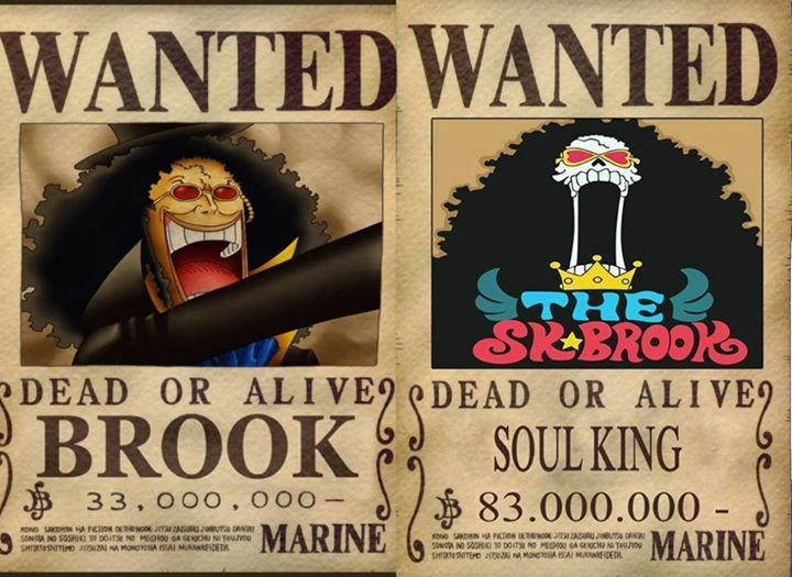 Brook's bounty then and now