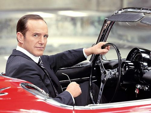 Agent Phil Coulson (Clark Gregg)
