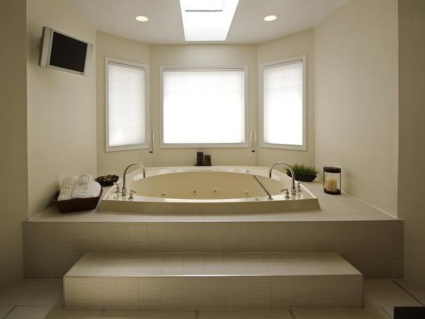 más de 25 ideas increíbles sobre baño con jacuzzi en pinterest