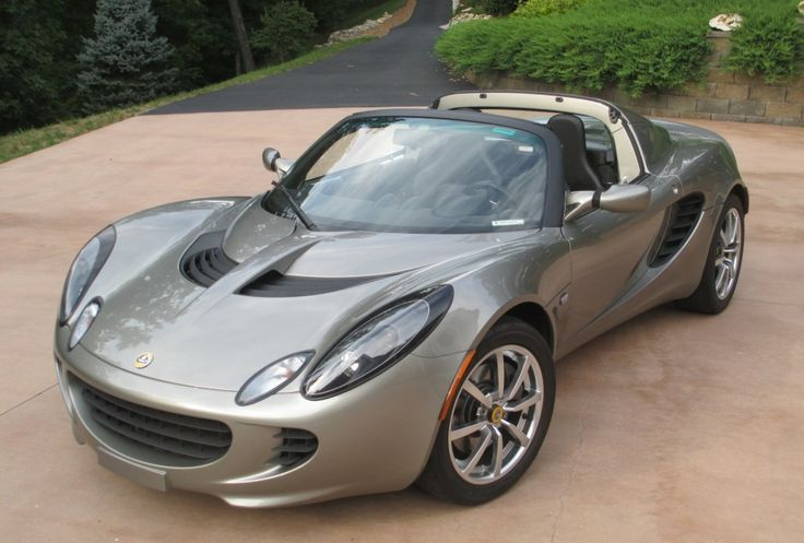 3500-Mile 2005 Lotus Elise | Bring a Trailer