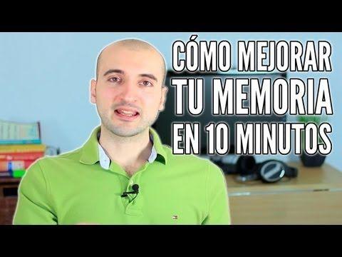 Cómo Mejorar la Memoria en 10 Minutos (y sin esfuerzo) - YouTube